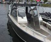 Alukin DP 650 – sportig bowrider i aluminium