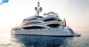Benetti Megayacht pris 73 miljoner USD