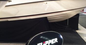 Flipper båtar