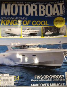Motorbåt tidning