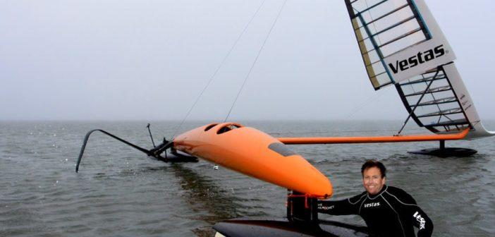 Världens snabbaste segelbåt