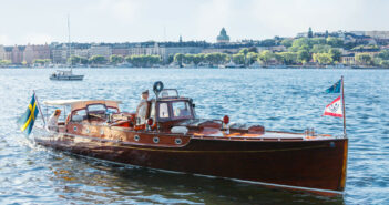 Allt för sjön 2019 - Classic Boat Show - MY Loris