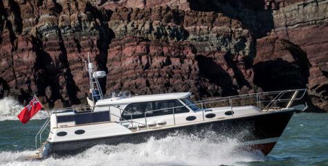 Dale 40 – äventyrsyacht