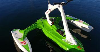 Red Shark och Manta- nya cykelbåtar