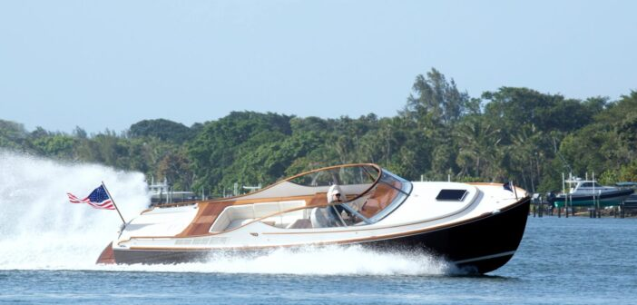 Hickley Runabout 34