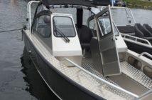 Aluminiumbåt