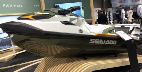 Sea Doo Fishpro 155 – den ultimata fiskemaskinen