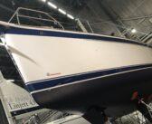 Hallberg Rassy 57 – mässans största båt kostar 20 miljoner