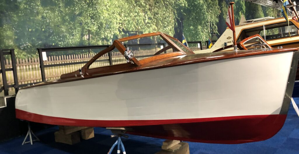 Fenix veteranbåt