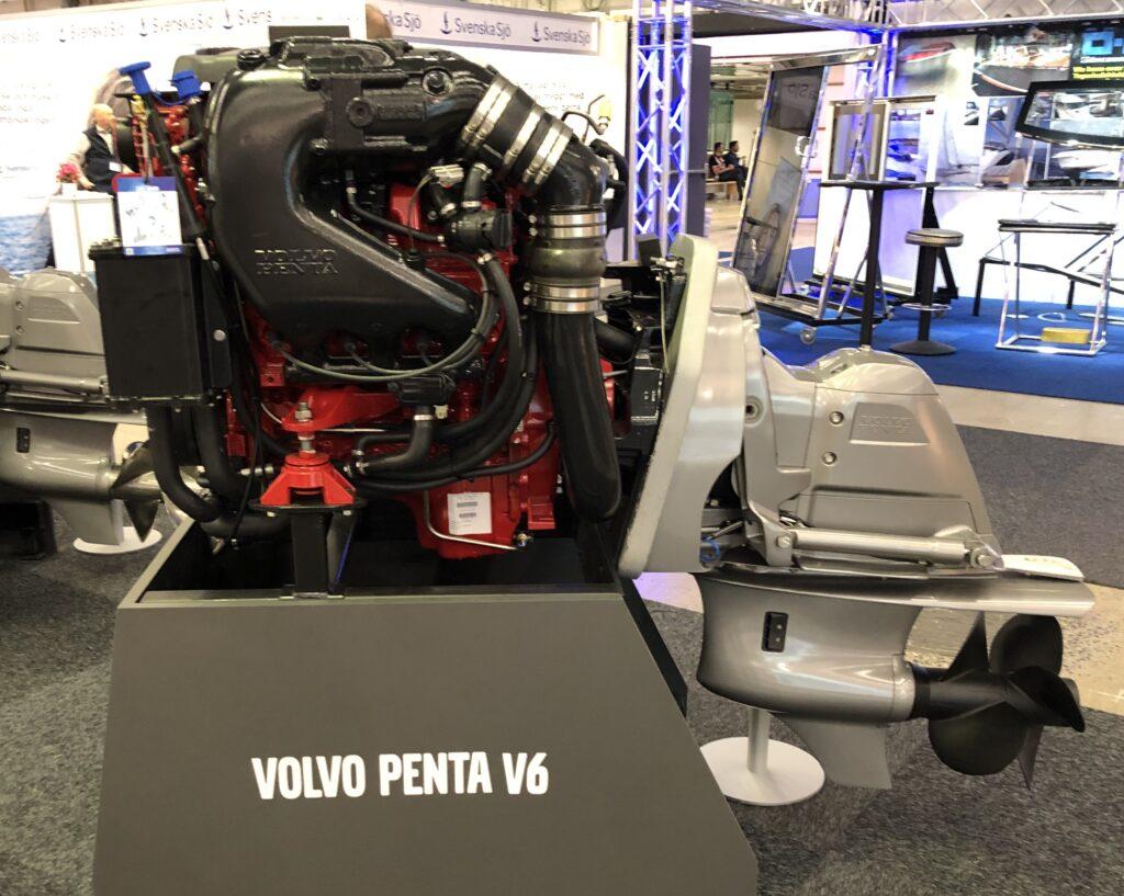 Volvo Penta V6