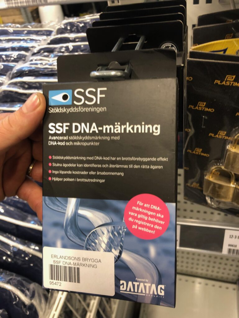 SSF DNA-märkning