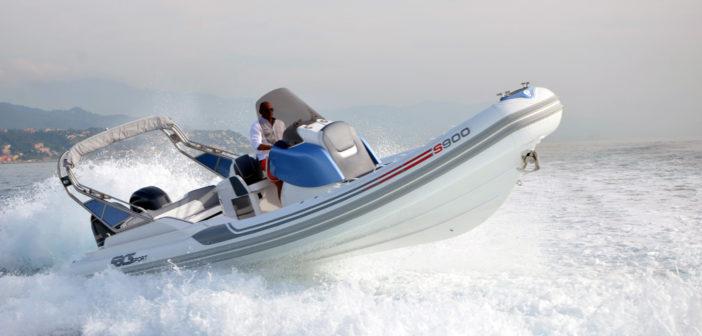 Sachs 900 Rib - en av 2018 års bästa RIB båtar
