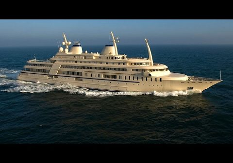 Al Said Superyacht