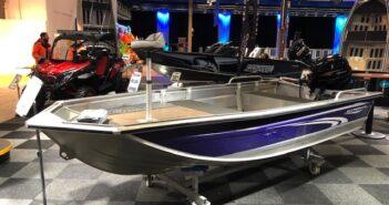 Alloycraft fiskebåt