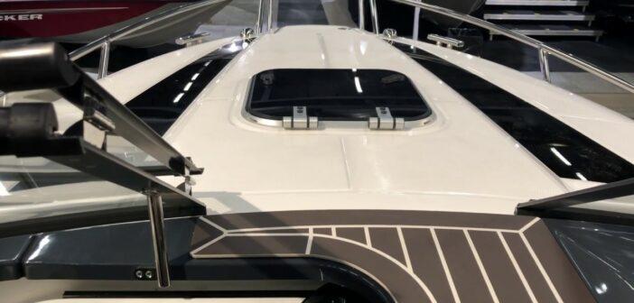 Askelladden C61 Cruiser fören
