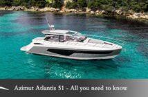 Azimut Atlantis 51 Yacht