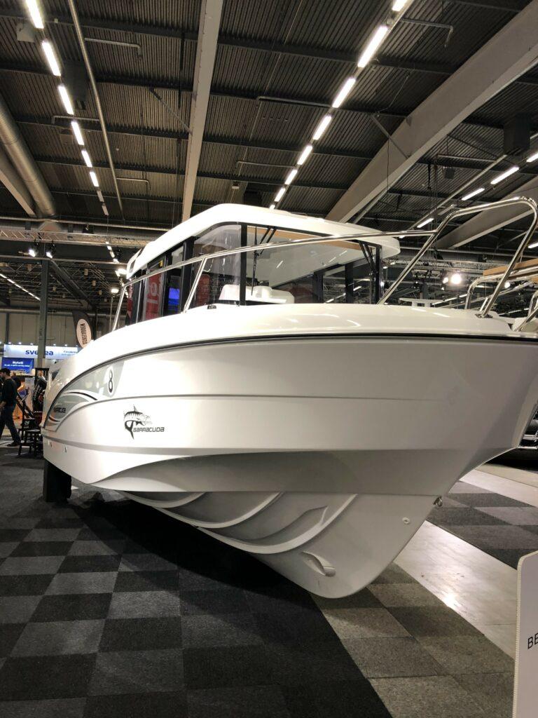 Beneteau båtmässan 2019