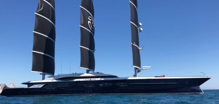 Black Pearl vinner prestigefulla World Superyacht Award 2019