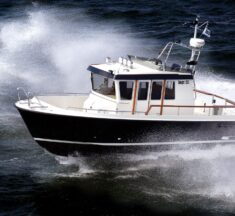 Botnia Targa 25.1 GT – tuff offshore