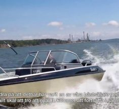 Buster XL – Succémodellen med egenskaper som en större båt