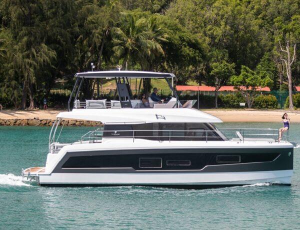 Fountaine Pajot MY40 – katamaran motoryacht