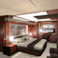 history supreme yacht från hytten