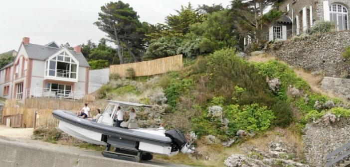 Iguana X100 – amfibiebåten du kan förvara på land
