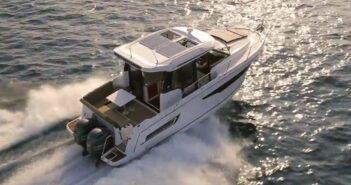 merry fisher 895 kabinbåt