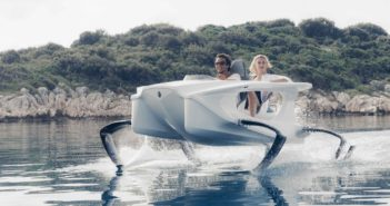 Quadrofoil – framtidens båtfarkost