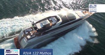 Riva 122 Mythos flaggskeppet hos Riva