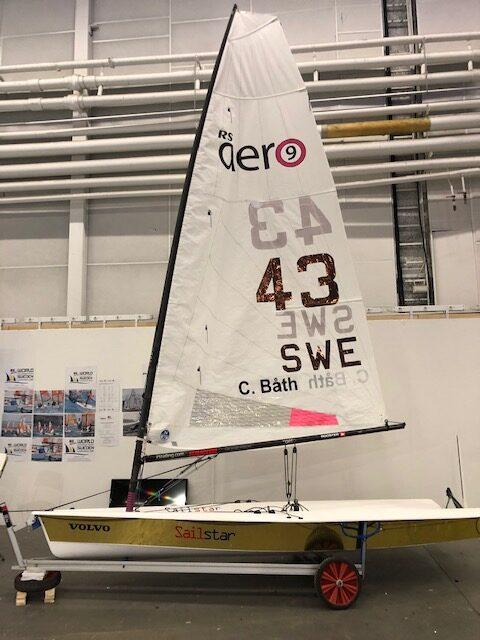 RS Aero seglarjolle