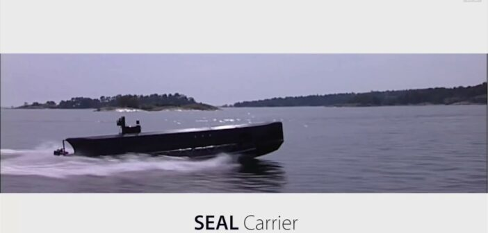 Seal Carrier - har förväxlats med ubåtar.
