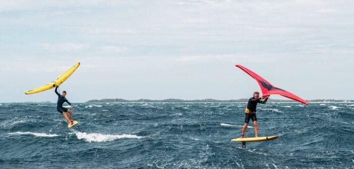 Wingsurfing – en ny fluga?