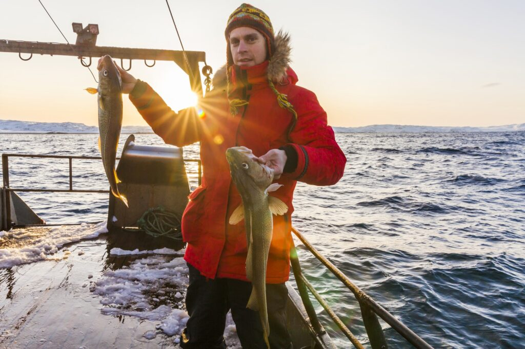 Fotografi fiskare